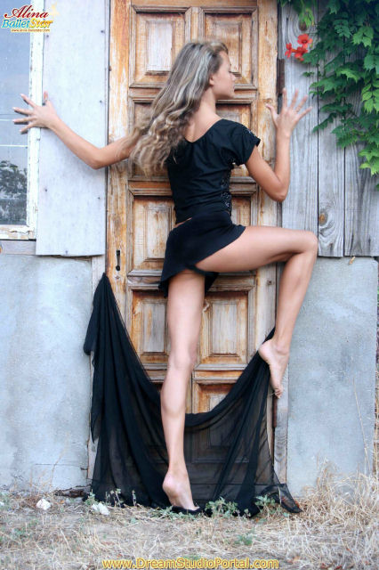 Alina Balletstar Dream Studio Portal